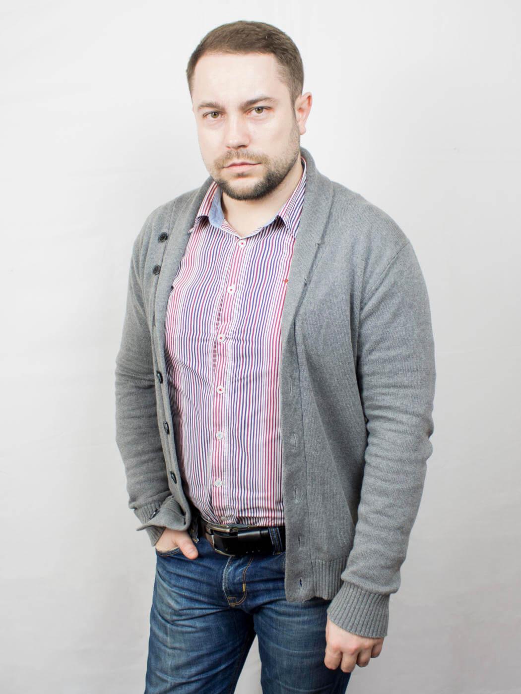Александр Михайличенко, руководитель отдела продаж