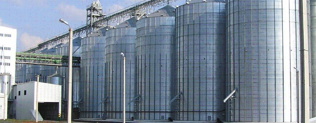 В морском порту Ильичевска состоялось открытие зернового терминала
