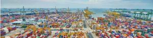 За январь и февраль 2016 года морские порты Украины переработали 20 млн тонн грузов