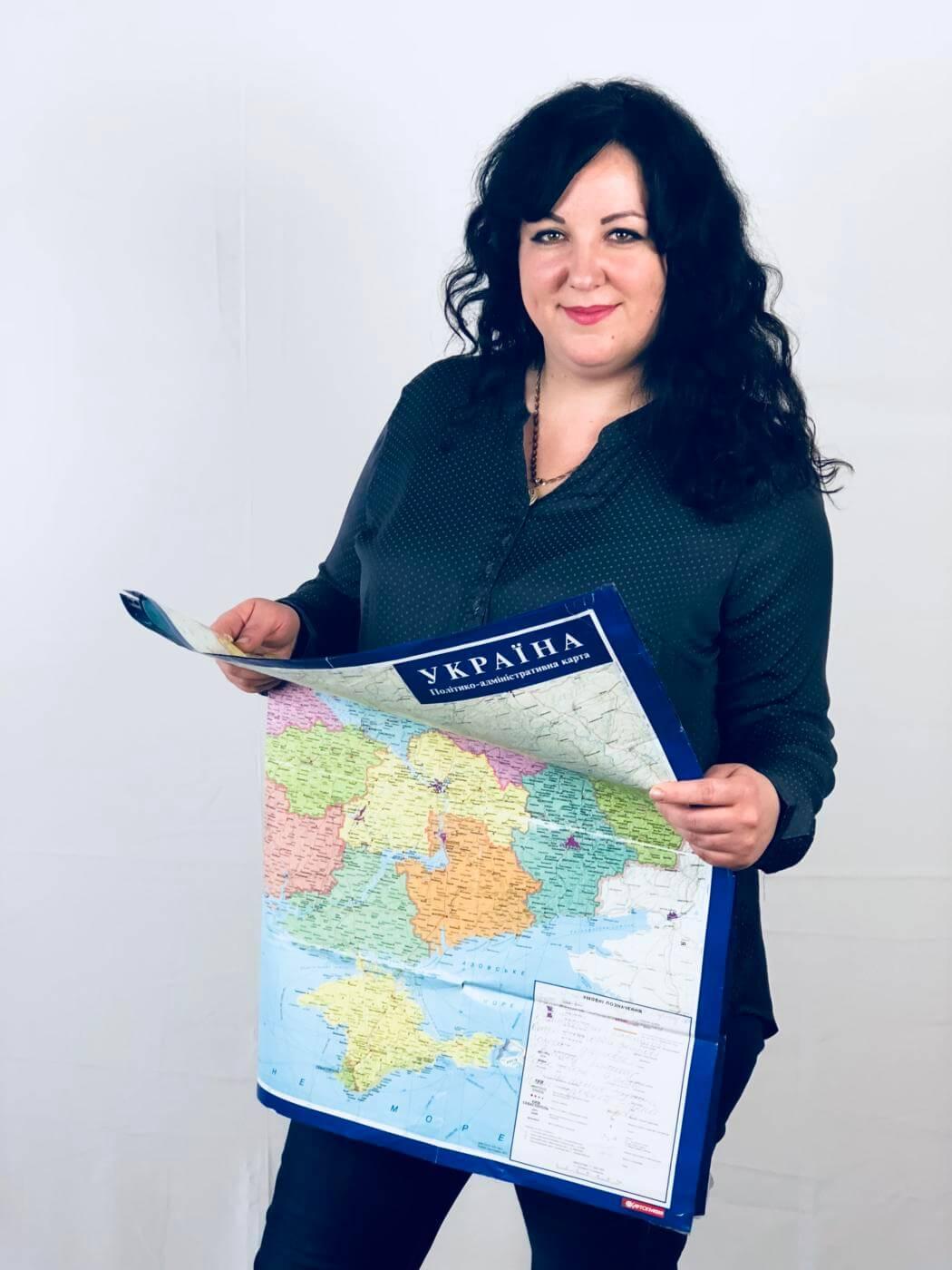Виктория Даценко, исполнительный директор Grand Logistics Company