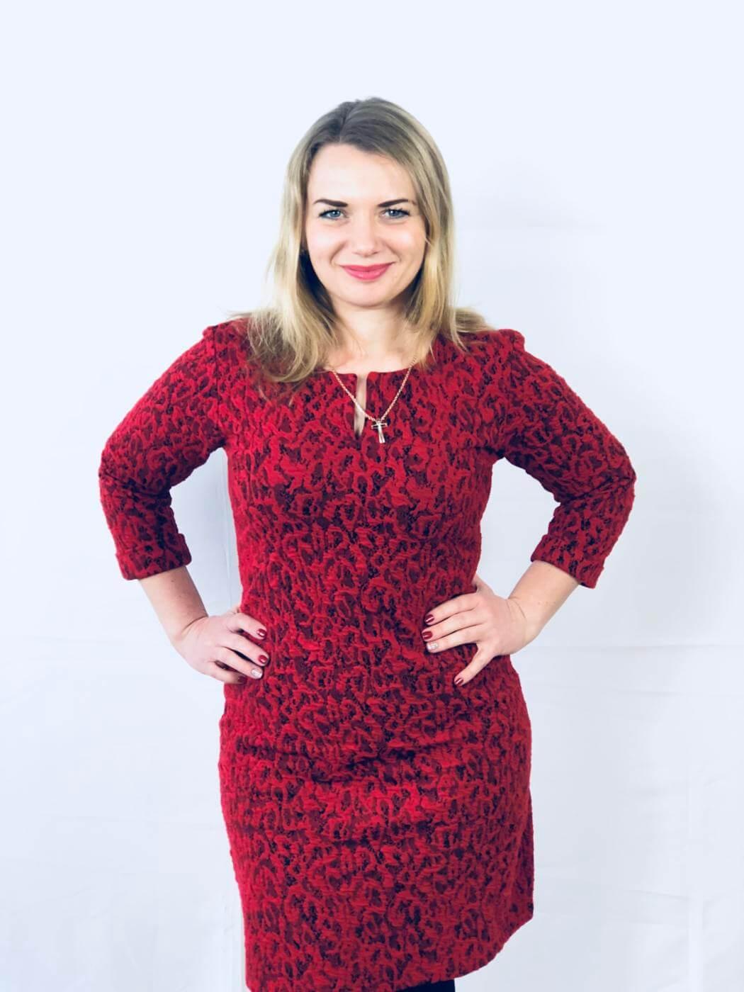 Виктория Борсук, руководитель отдела логистики