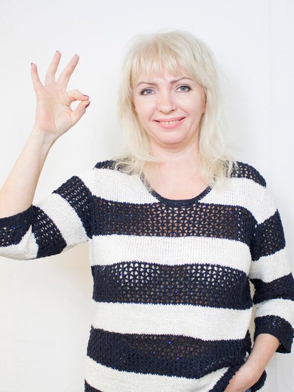 Виктория Даценко, исполнительный директор