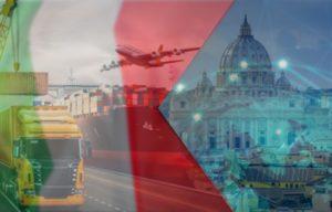 грузоперевозки Италия-Украина