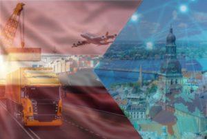 Перевозка груза из Латвии