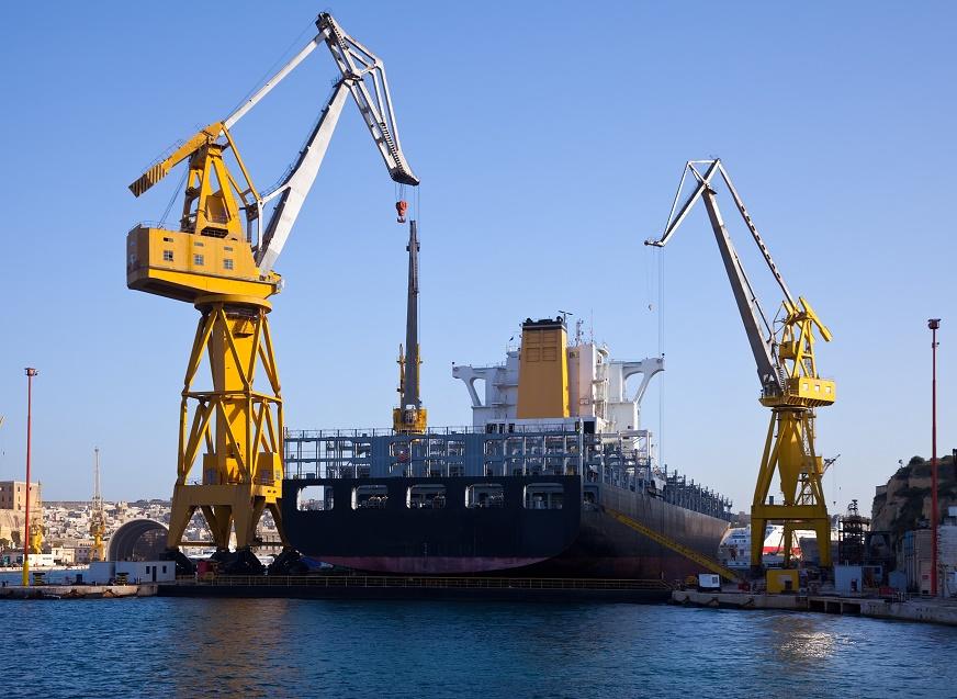 Этапы организации морских перевозок груза
