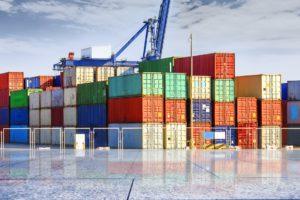 Морские грузоперевозки в контейнерах