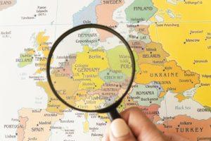 Доставка из Европы