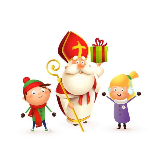 Привітання з Днем св. Миколая