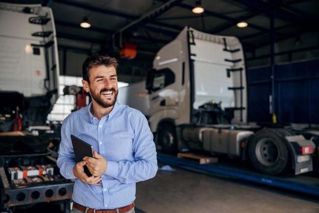 Ефективна організація вантажоперевезень