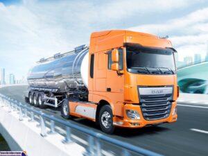 перевозка грузов в автоцистерне
