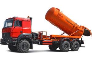 вантажні перевезення в цистерні