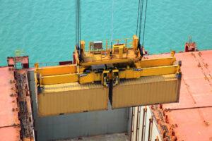 контейнерная морская перевозка