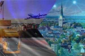 грузовая перевозка из Эстонии